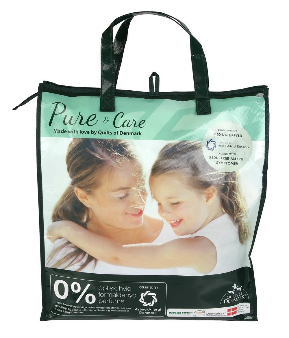Lige ud Babydyne - Moskusdun - Helårs Lun - Pure & Care - 70x100 cm CA87