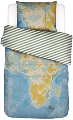 Sengetøj Covers & Co - 140x200 cm - 100% bomulds renforcé - Covers & Co Africa Multi